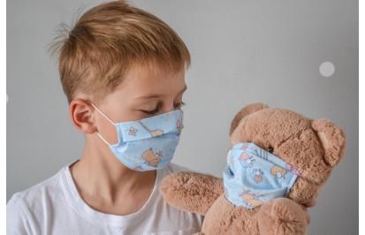 Детские многоразовые маски для лица – расширение