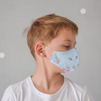 Маска для лица «ЖИРАФЫ» детская