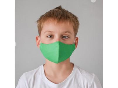 Маска для лица «МАЛАХИТ» детская