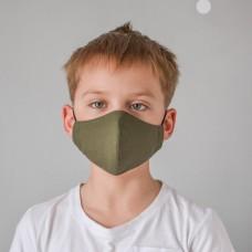 Маска для лица «НЕФРИТ» детская