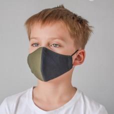 Маска для лица «МИЛИТАРИ» детская
